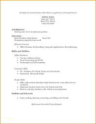 Discreetliasons Com Work Experience Resume Examples Sample Resume