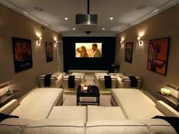 home theater decor theatre room wall art movie cozy home theater