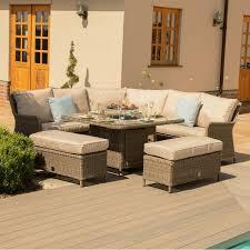 maze rattan garden furniture winchester