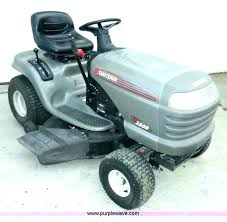 craftsman tractor battery garden sears lawn mower parts troubleshooting riding