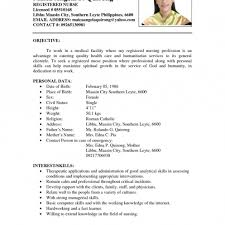 Spiffy Job Application Employment Resume format Examples Resumes ...
