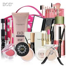 get ations bob beginner makeup set a full bination of genuine 15 sets of makeup t makeup