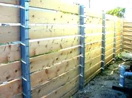 best way to set wood fence posts best way to set fence posts wooden fence posts best way to set wood fence