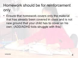 End Homework Hassles SlideShare Homework