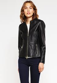 michael michael kors leather jacket black women latest fashion trends michael kors handbags on best ing clearance
