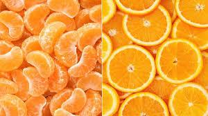 Mandarin Tangerines Tangerines Vs Oranges How Are They Different
