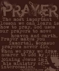 Quotes On Prayer Amazing Christian Prayer Quotes Pray Without Ceasing
