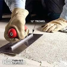 remove concrete floor remove ceramic tile from a concrete floor remove oil stain concrete garage floor