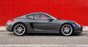 Porsche Cayman S: Love At First Sight ...