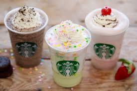 Starbucks Cake Pops Recipe Does The Cotton Candy Frappuccino Have