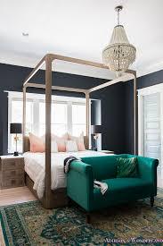 emerald green bedroom. Simple Green Masterbedroomnordstromhomedecorbeadedchandelieremeraldgreensearvelvetcushionpillowsdarkwalls  1 Of 13 Intended Emerald Green Bedroom O