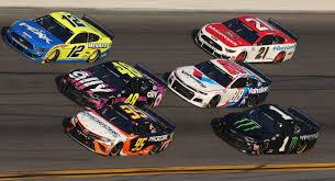 NASCAR restarts Sunday as industry ...