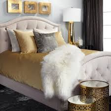 Best 25 Gold Bedroom Decor Ideas On Pinterest Gold Bedroom White And ...