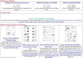 Kids. free handwriting worksheets for preschoolers: Line ...