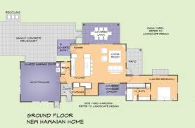 tropical house plans