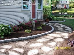 good looking garden landscaping decoration with various garden border ideas comely picture of small garden