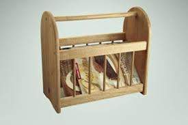 Furniture Image Unavailable The Home Depot Solid Wood Magazine Rack Amazoncouk Kitchen Home