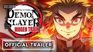 Demon Slayer -Kimetsu no Yaiba- The Movie: Mugen Train - Official Sub  Trailer (English Subtitles) - YouTube