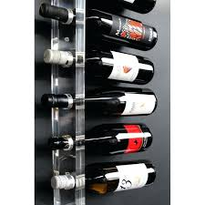 8 bottle wine rack acrylic 8 bottle wall mounted wine rack reviews 8 bottle vertical wine