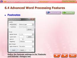 61 Introduction To Word Processors Ppt Download