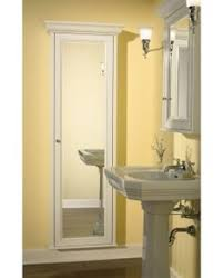 built in bathroom medicine cabinets. Full-Length Single Door Cabinet Rough-in Size: X Semi-recessed Mount, Recessed Into Wall Storage Depth Built In Bathroom Medicine Cabinets
