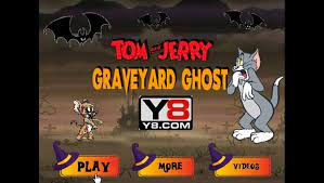 Tom and Jerry cartoon games - zombie Jerry - video Dailymotion