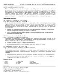 Charming Business Operations Analyst Resume Images Example