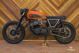 catrina cb750 cafetracker return of the cafe racers