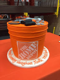 Home Depot Cake Vaughan For The Kids In 2019 Home Depot Party