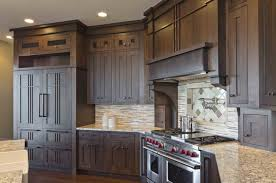 remarkable ideas craftsman kitchen cabinets beautiful for house decor concept with