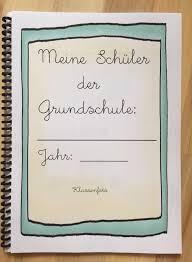Freundebuch Für Lehrer Meine Schüler Erinnerungsbuch
