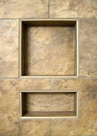 how to install a shower niche shower niche shower niche what about two large rectangular and