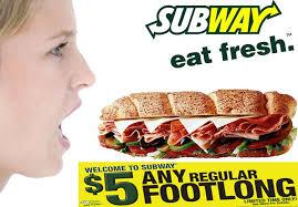 subway eat fresh ads. Contemporary Ads On Subway Eat Fresh Ads