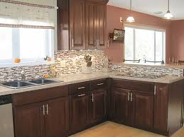 Easy Kitchen Renovation Cherry Cabinets Midwestern Kitchen Remodel