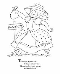 3ffb0ea93465aefd1f892c3c72f03cc9 26 best images about nursery rhyme coloring pages on pinterest on nursery rhyme printable books