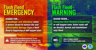 Severe Weather Awareness - Flood Safety