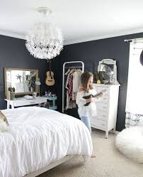 Black And White Teen Bedroom Ideas