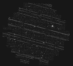 Starlink satellite constellation of spacex. Stalking Starlink S Darksat Universe Today