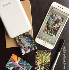 The Polaroid Zip Mobile Printer For On The Go Projects My Flower
