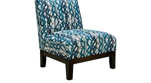 Blue Pattern Accent Chair Beauteous Distinctive Pattern Accent Chair Robert Arm Chair Finish Blue