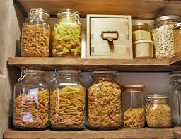 Decorative Pasta Jars