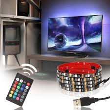 Tv accent lighting Led Strip Cabinet Background Accent Lighting Zoom Susiesopinions Usb Rgb Led Tv Backlight Kit Led Strip Light Kit Torchstar