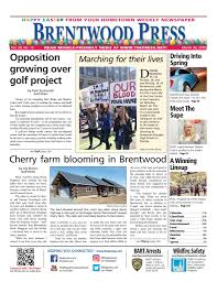 Brentwood Press 03.30.18 by Brentwood Press & Publishing - issuu