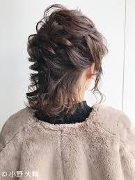 このハーフアップヘアアレンジなら忙しくても簡単 Hair