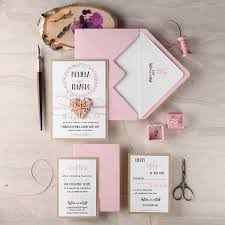 wedding invitations with hearts wreath wedding invitation suite 20 rustic wedding invitation set