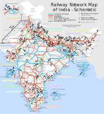 Indian Railway Route Chart List Of Railway Stations In India Wikipedia