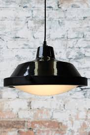 Light Factory Adelaide Black Factory Pendant Light
