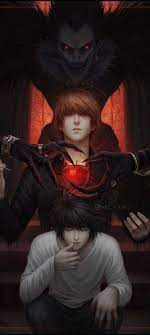 Search free death note wallpapers on zedge and personalize your phone to suit you. Death Note Wallpaper Enwallpaper