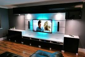 ... Large Size Of Living Room:living Room Entertainment Center Ideas (11)  Cool Features ...