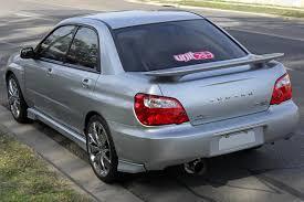 2004 Subaru Impreza 2.5 RS Automatic (US) related infomation ...
